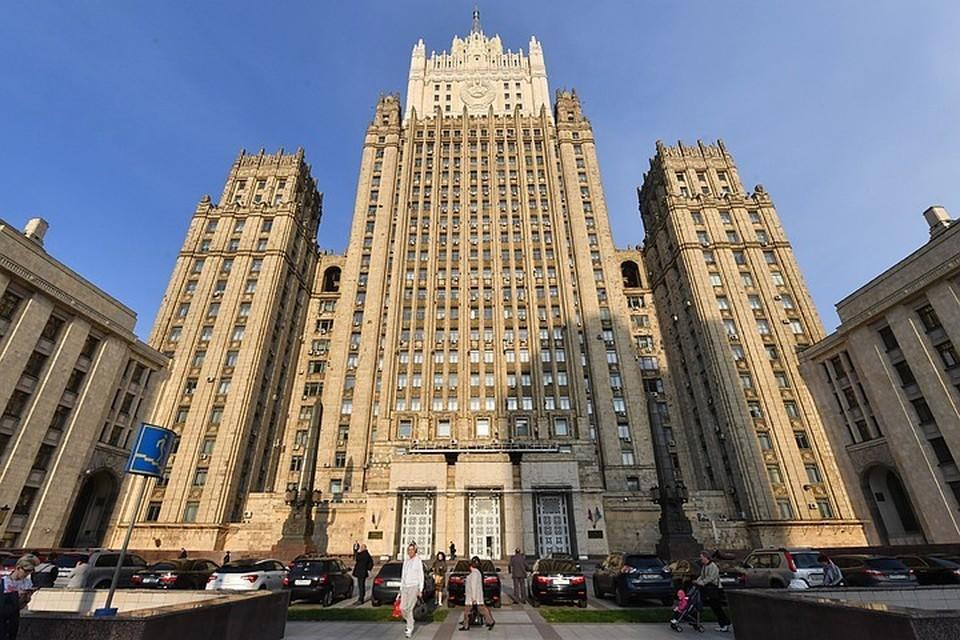 """В МИДе также отметили, что арест Красиловой может быть связан """"с неким обращением американской стороны"""""""