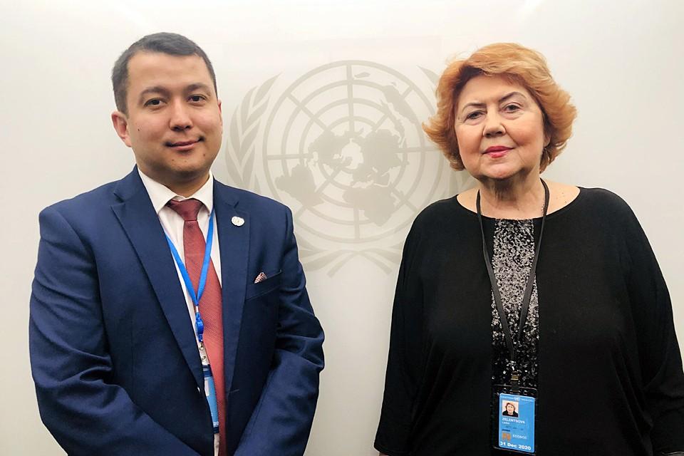 Лариса Зеленцова особо отметила важность участия бизнеса в формировании условий достойной адаптации инвалидов