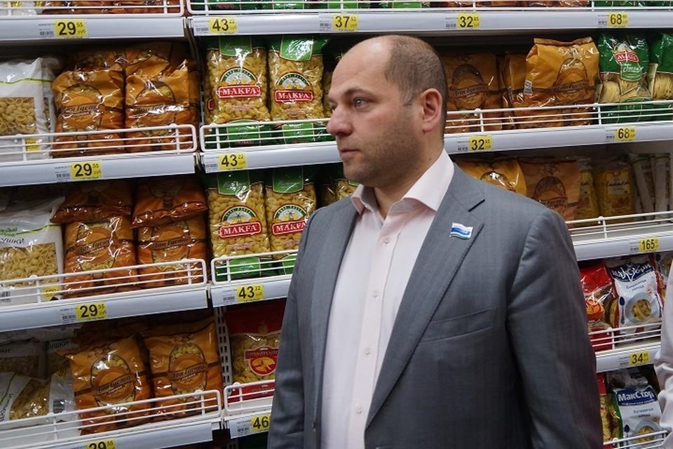 Илья Гаффнер как-то посоветовал уральцам меньше есть. Ведь на дворе был кризис