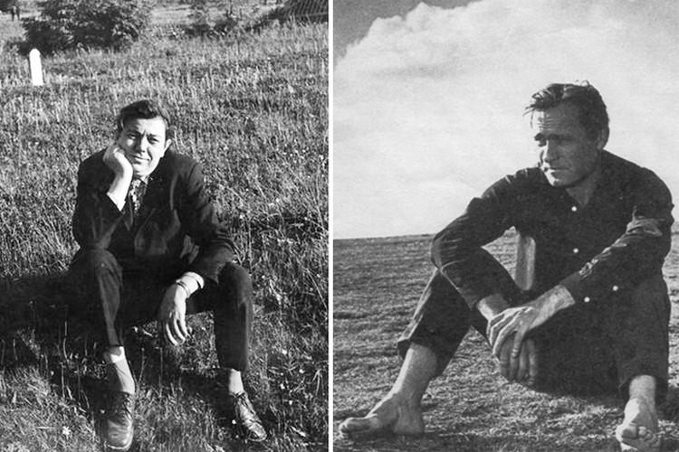 У Короткевича и Шукшина была взаимная творческая симпатия. Фото: Архив