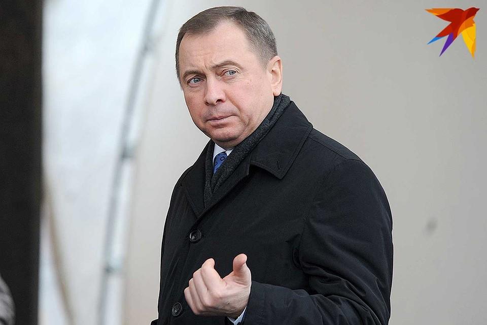 Макей: из-за грязной нефти из России и ограничений на вывоз нефтепродуктов экспорт Беларуси снизился больше чем на 2 миллиарда долларов.
