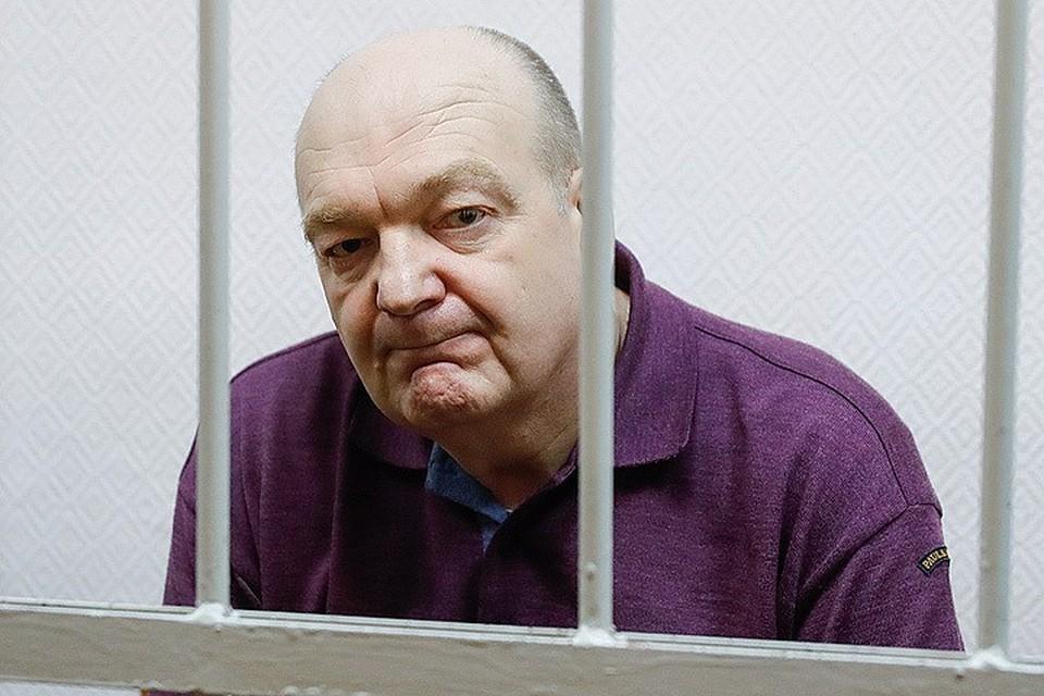 Реймер обвиняется в том, что в 2010-2012 годах мошенническим путем с соучастниками похитил более 2,7 миллиарда рублей, которые были выделены ФСИН из бюджета на системы контроля. ФОТО Михаил Джапаридзе/ТАСС