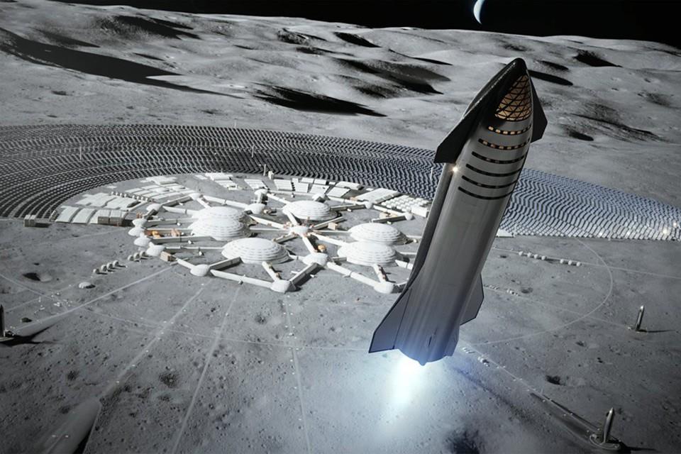Корабль должен был обеспечить доставку грузов и людей, необходимых для строительства лунных баз и марсианских городов.