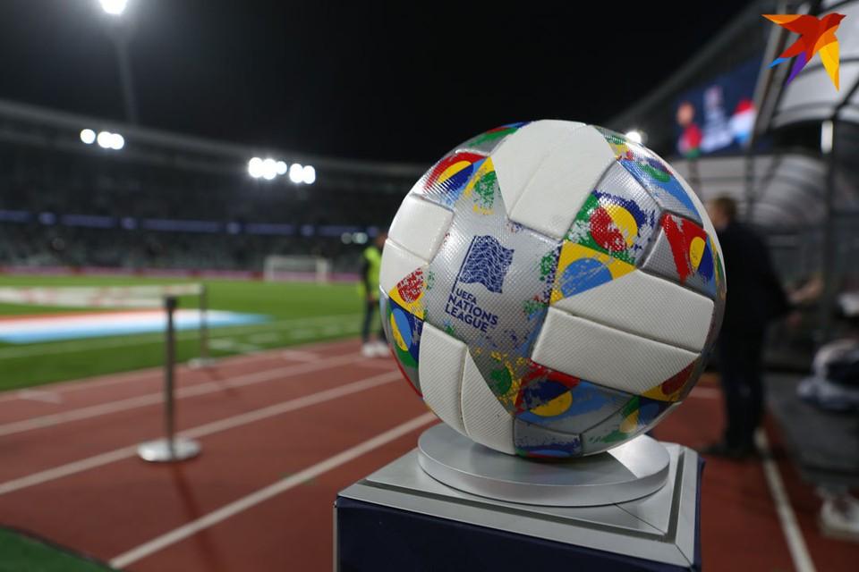 Через матчи плей-офф Лиги наций сборная Беларуси может выйти на Евро-2020.