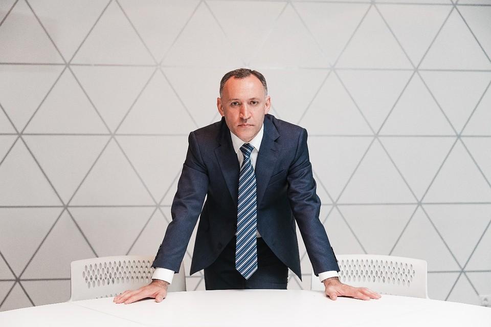 Андрей Викторович Шпиленко, директор Ассоциации кластеров и технопарков России