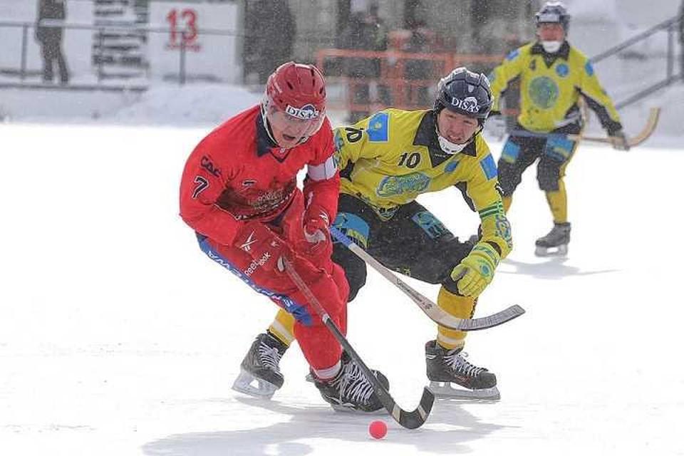 Сборная Казахстана не приедет на чемпионат мира по хоккею с мячом 2020 в Иркутске из-за коронавируса