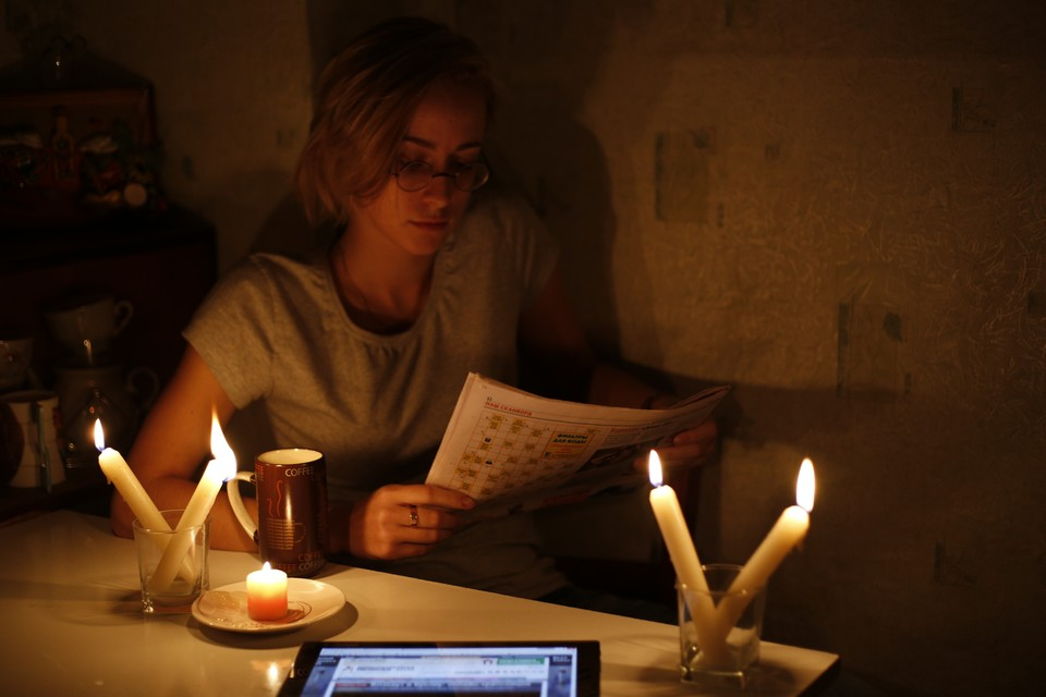 Электричества не будет с 8.00 до 17.00.