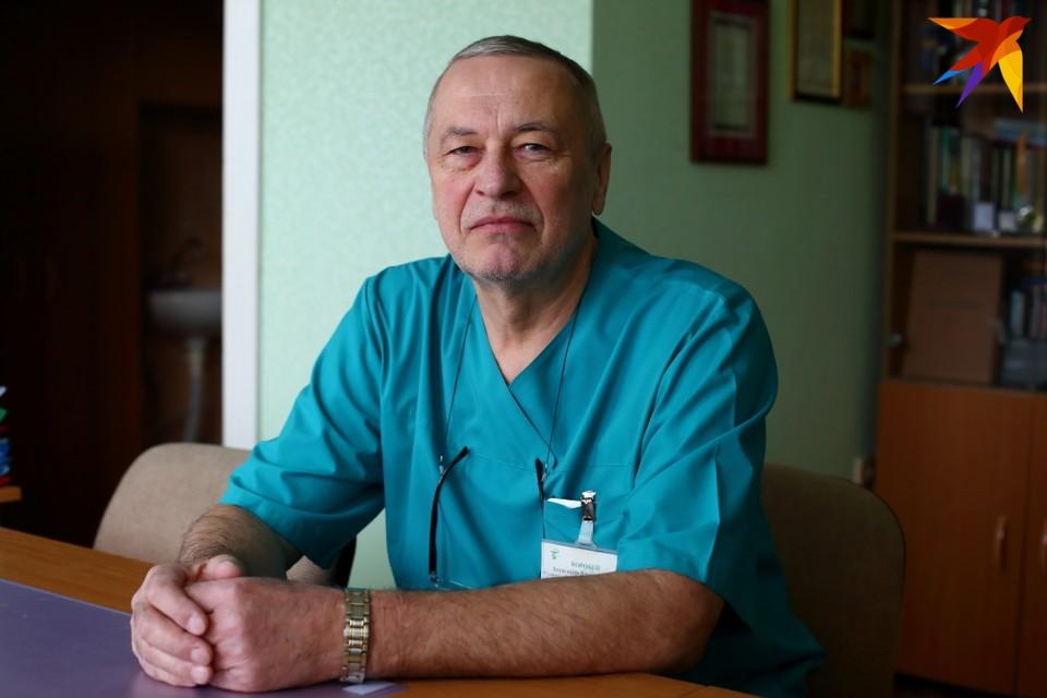 Абдоминальный хирург: Люди долго не подозревают, что у них не геморрой, а запущенный рак.