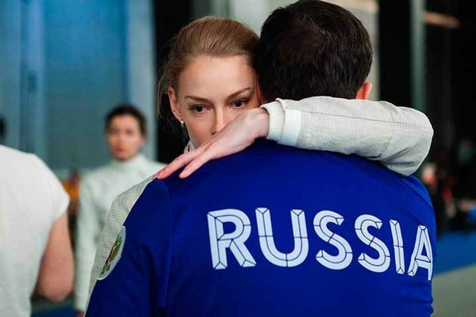 Героиня Светланы мечтает выиграть олимпийское «золото».