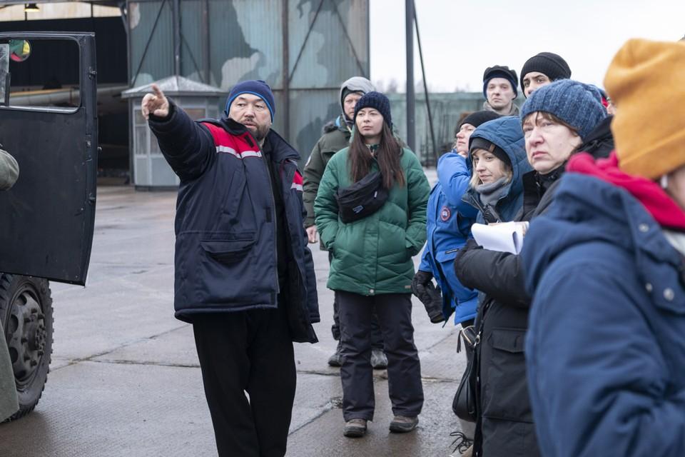 Режиссер Тимур Бекмамбетов применит сразу две новые технологии на съемках фильма «ФАУ. Побег из ада»