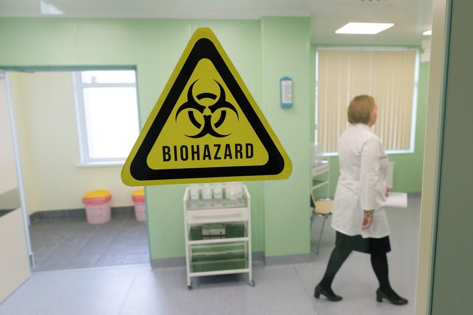 Несколько больных коронавирусом готовятся к выписке из петербургской больницы