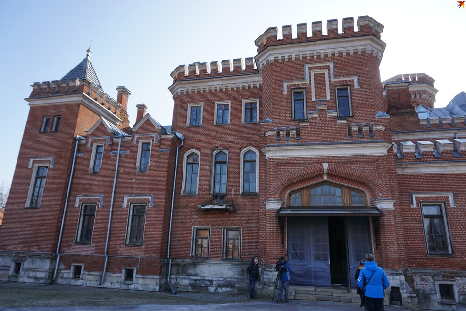 Замок Ольденбургских можно посетить виртуально.