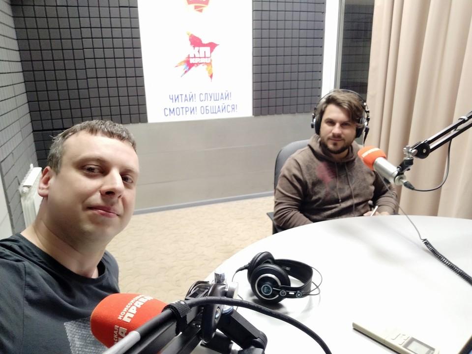 Гость в студии: Борис Колесников, предприниматель
