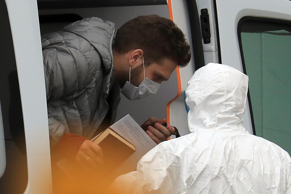 По-прежнему в России нет ни одного подтвержденного смертельного случая среди больных СOVID-2019