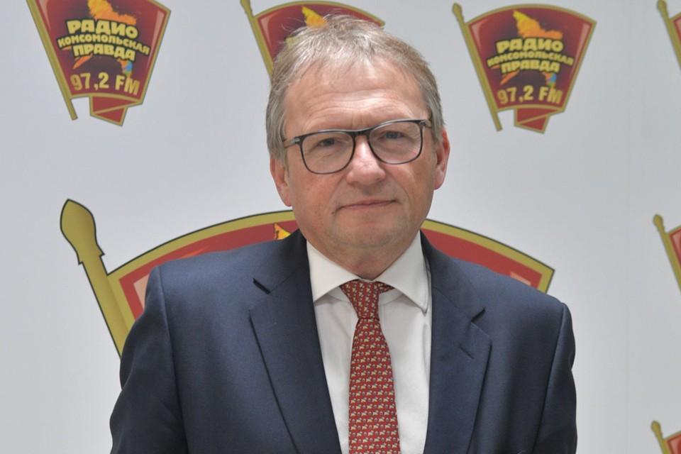 Уполномоченный при президенте России по защите прав предпринимателей Борис Титов.