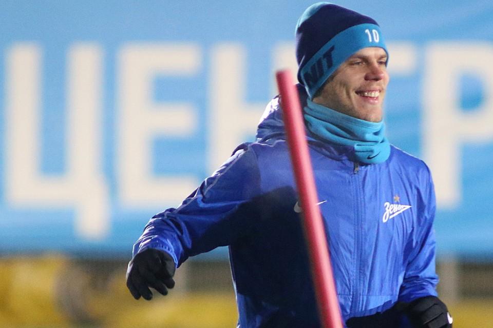 Александр Кокорин сейчас принадлежит «Зениту», и отдан в аренду в «Сочи» против своей воли
