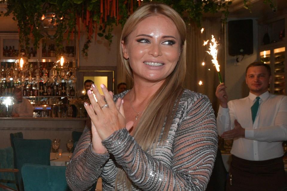 Дана Борисова решила публично поскандалить со светской львицей и дизайнером Аленой Кравец.