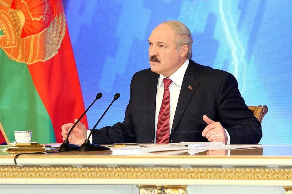 Лукашенко вновь высказался о коронавирусе.