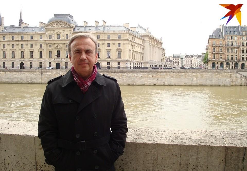 Профессор Юрий Бандажевский: От рака умирает огромное количество белорусов, и их нужно спасать. Но вначале нужно справиться с коронавирусом. Фото: личный архив.
