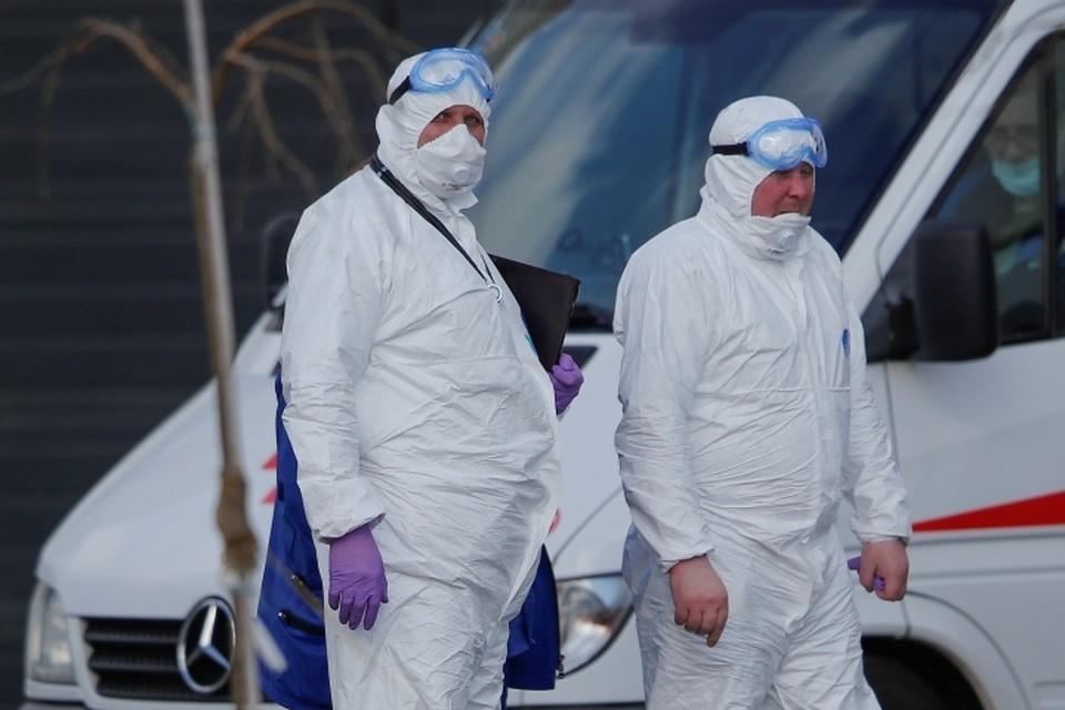 В Москве из-за коронавируса умерли еще три пациента