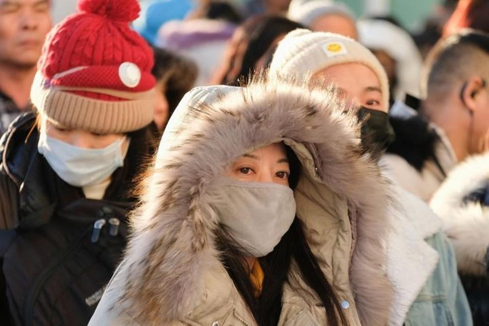 У граждан КНР,эвакуированных из России, обнаружили коронавирус