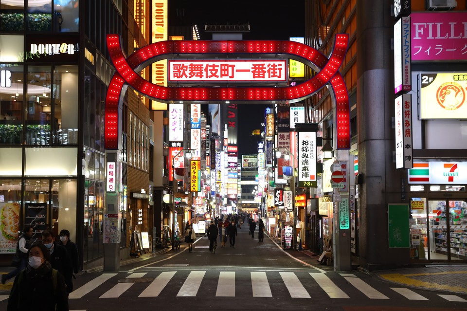 Индустрия развлечений для взрослых весьма популярна в Японии и обладает легальным статусом