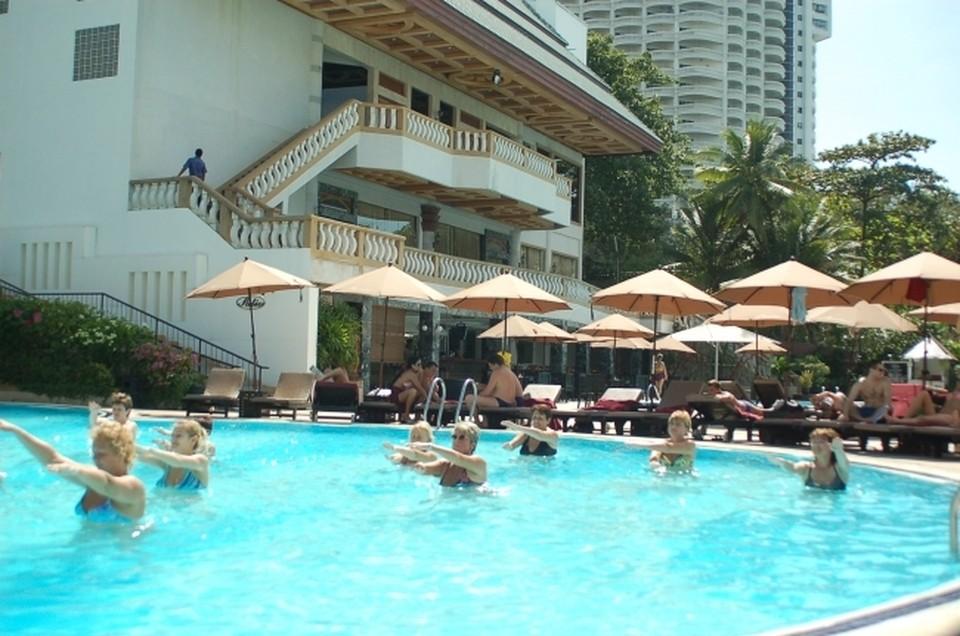 В Тайланде сейчас не до туристов