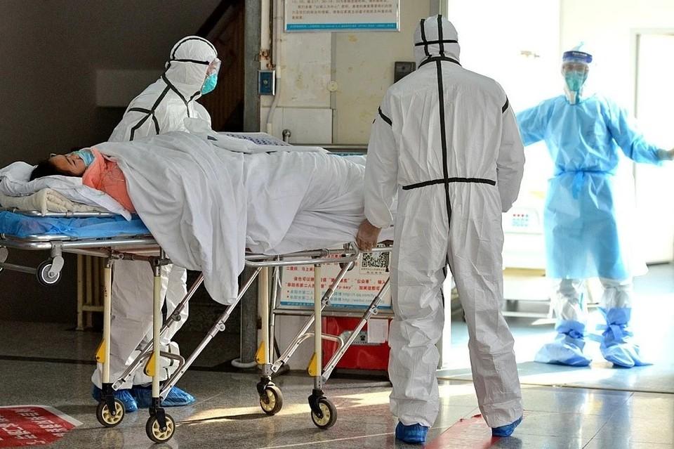 Коронавирус у некоторых пациентов может вызвать пневмонию