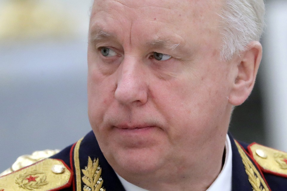 Александр Бастрыкин. Фото: Михаил Метцель/ТАСС