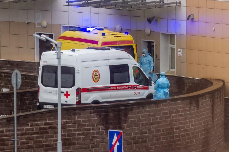Всего за сутки в Петербурге зафиксировали 20 новых случаев заражения.