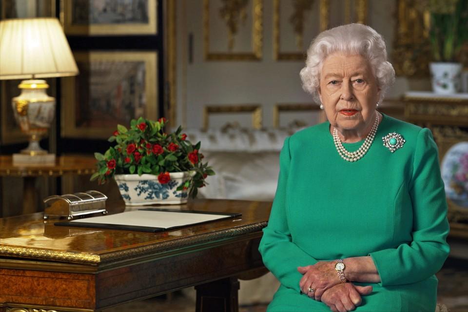 Цель выступления монарха – поднять моральный дух подданных