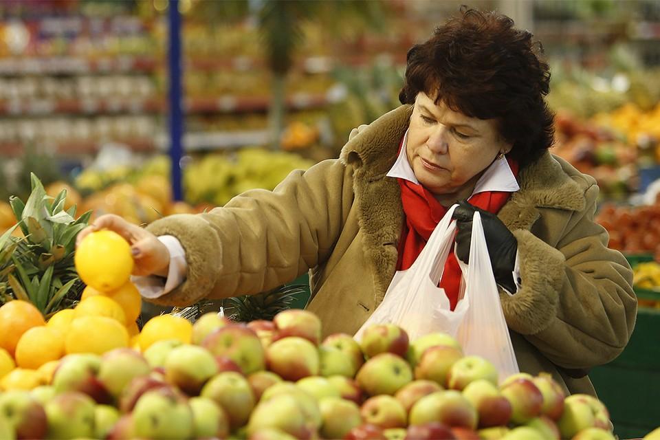 Продажи и цена лимонов за последнюю неделю марта выросли в полтора раза.