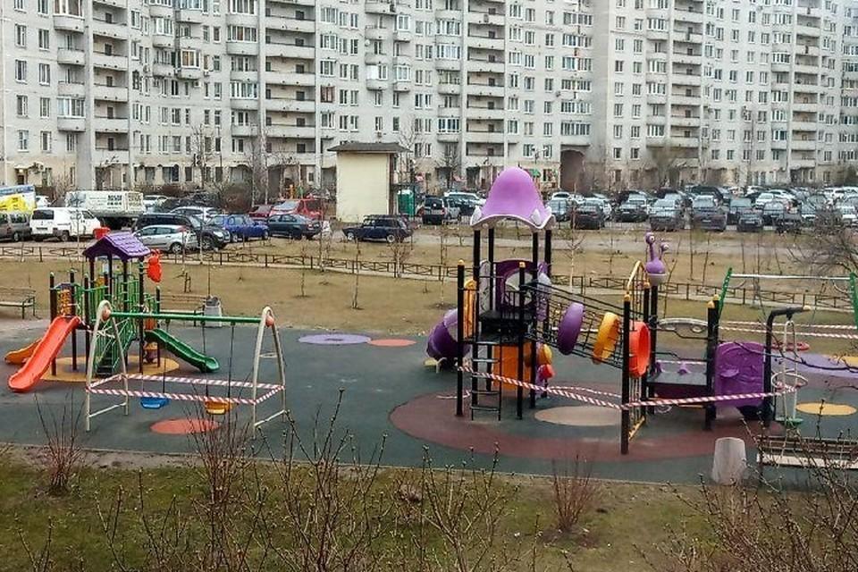 За прогулку на детской площадке теперь могут оштрафовать на 30 тысяч рублей.