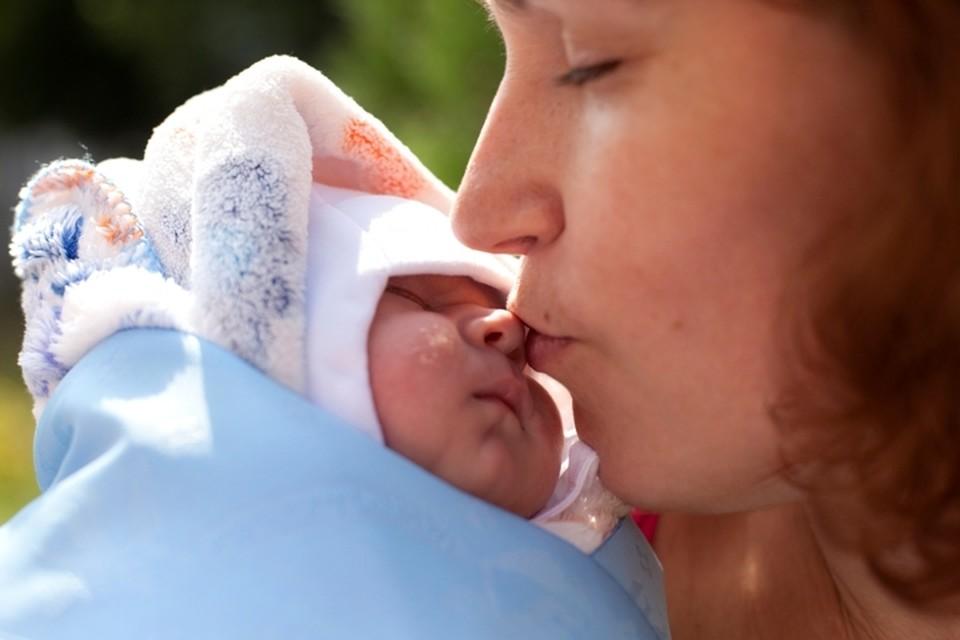 «А был ли мальчик?»: в Кузбассе ребенка назвали Ковидом. ФОТО: Олеся Ерошенко