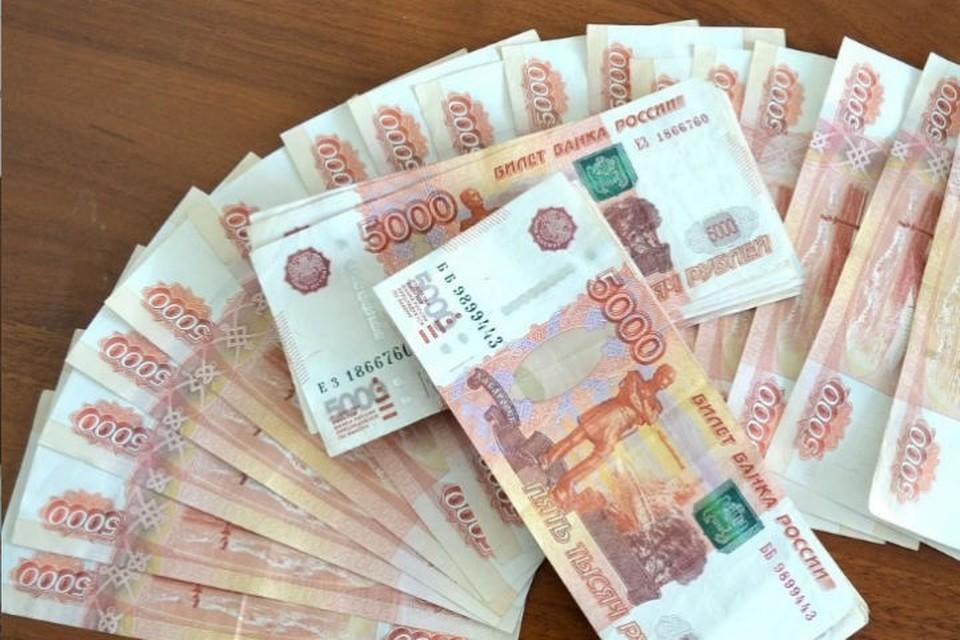 В Нижнем Новгороде фальшивомонетчики напечатали 1 миллиард рублей.