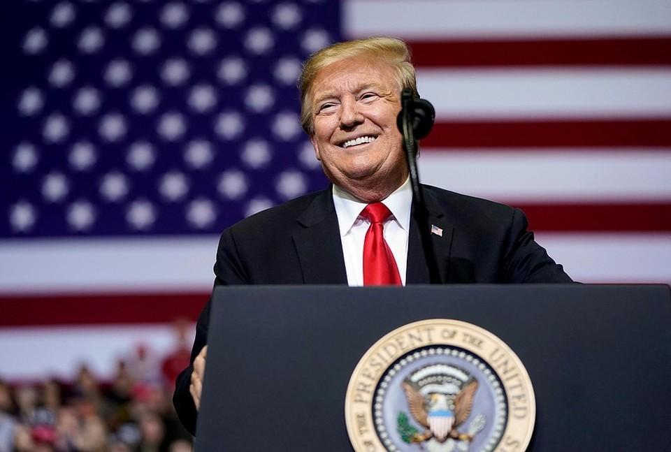 Трамп позвал избирателей Сандерса в свою Республиканскую партию