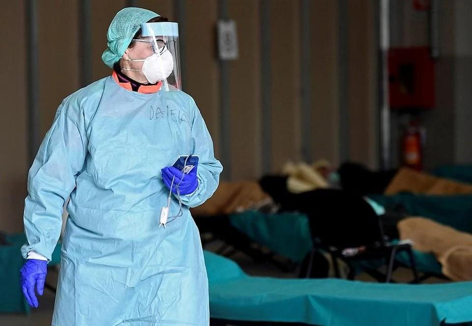 В США поставлен новый антирекорд по числу жертв от COVID-19 за сутки