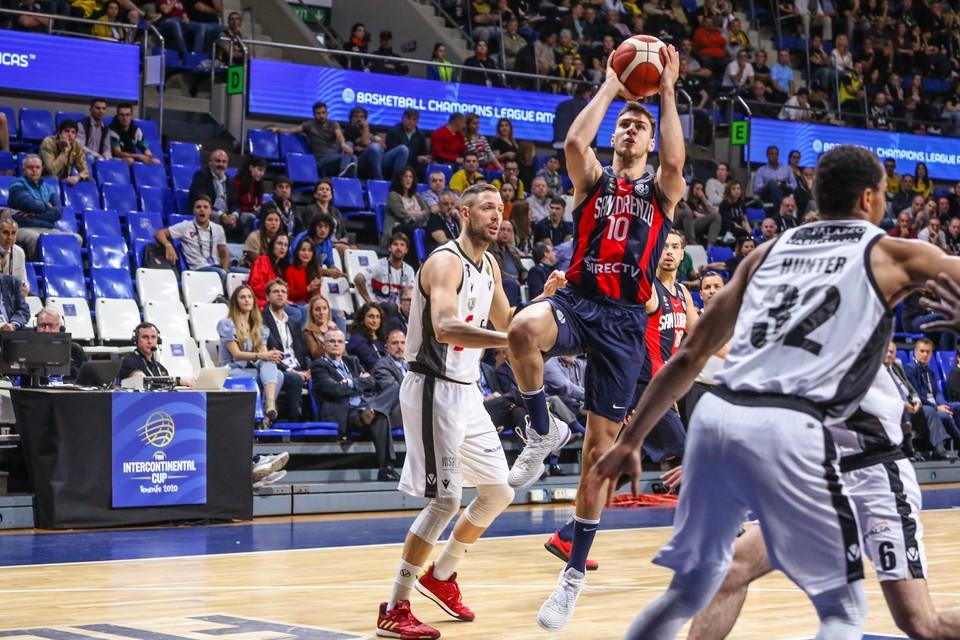 Мужской чемпионат Европы по баскетболу 2021 года перенесут из-за коронавируса