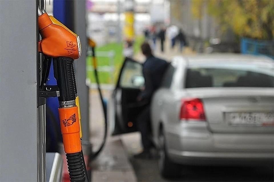 В некоторых регионах России цены на бензин начали снижаться