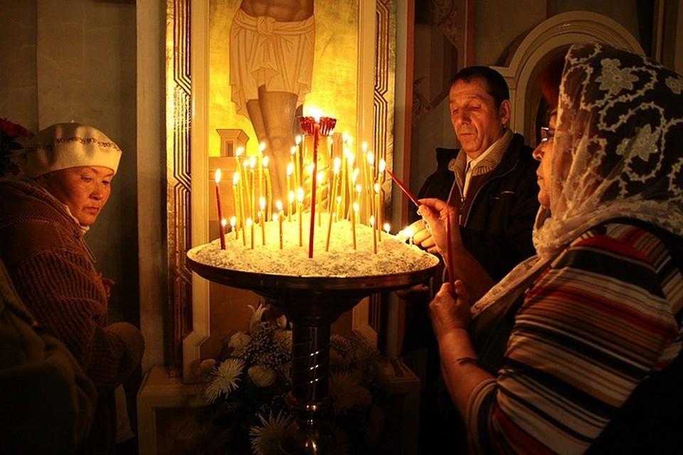 Пасхальное богослужение в Иркутске: смотрите онлайн-трансляцию на нашем сайте.