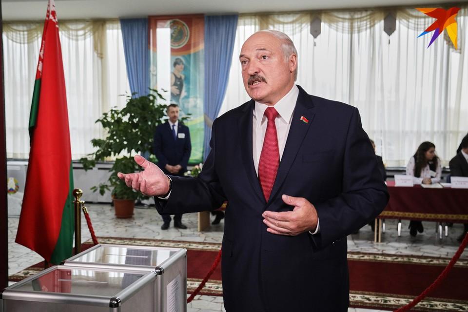 Президент 17 апреля приехал в Гродненскую область