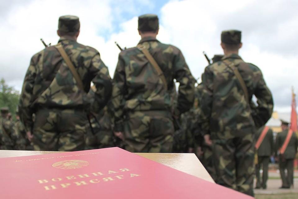 Военнослужащие находятся в Бобруйской центральной больнице.