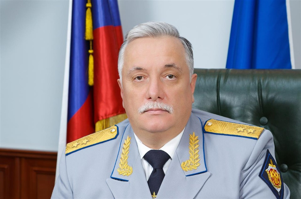 Владимир Татауров отвечал за безопасность региона на протяжении 5 лет. Фото: УФСБ России по Самарской области
