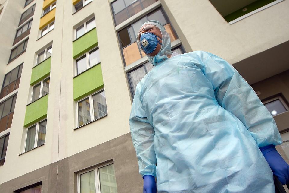 В Москве больше половины новых заболевших – пациенты младше 45 лет
