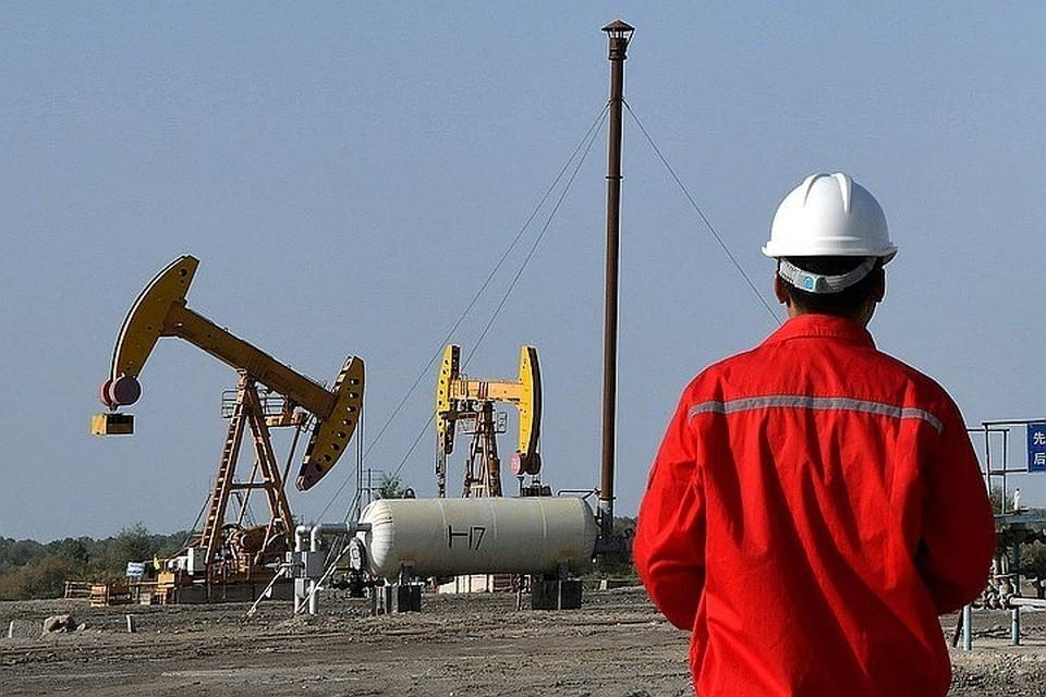 Нефть российской марки Urals достигла отрицательного значения вечером 20 апреля