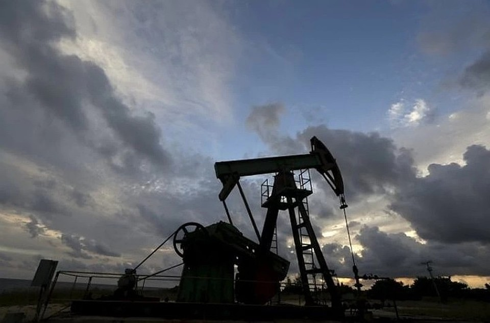 Нефть Brent упала ниже $19 за баррель