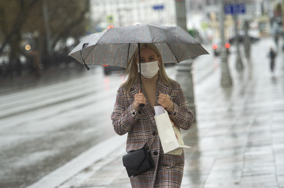 За минувшие сутки на территории России врачи подтвердили 5849 новых случаев заражения коронавирусной инфекцией