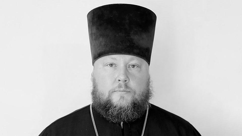 Протоиерей Агейкин заразился коронавирусом из-за общения с людьми еще до введения в Московской епархии запрета для прихожан на посещение богослужений. Фото: РПЦ