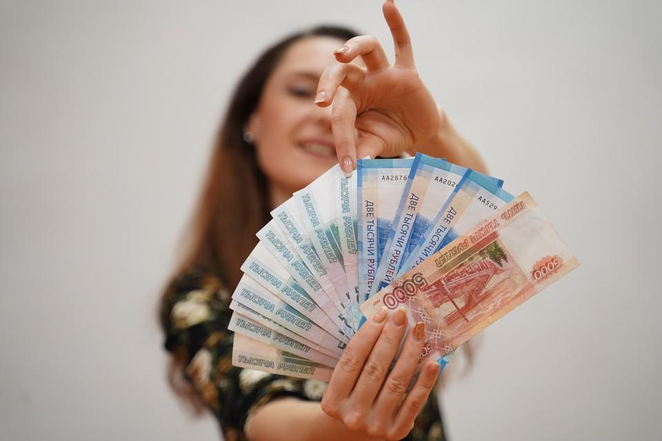Средняя зарплата в столице в январе 2020 года составила 88,9 тысяч рублей