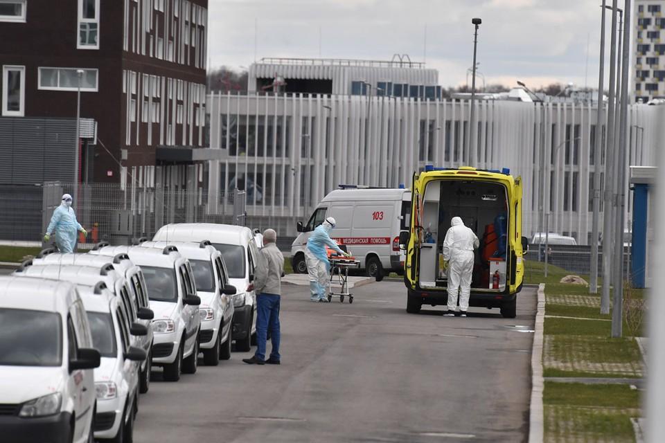 В России, по данным Мелиты Вуйнович, успешно удается сдерживать другой важный показатель - смертность от коронавируса